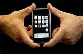 Sortie du premier iphone d'Apple, qui a boulversé l'accès au Web