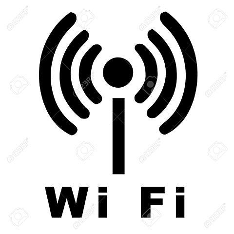 Apparition du Wi-fi réseau internet sans fil.