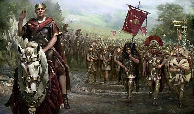 Returns to Rome