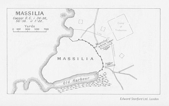 Lay Siege to Massilia