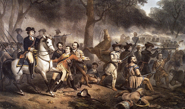 End of French and Indian War/ The Peace of Paris 1763