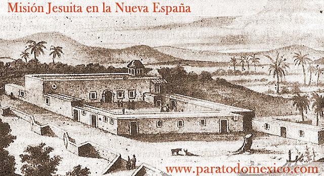 Primera Misión Jesuita