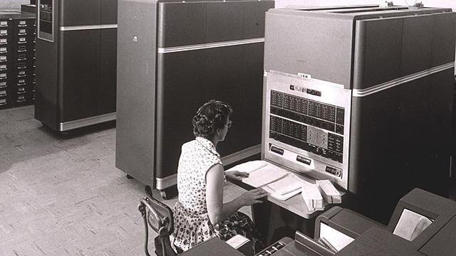Primera computadora electronica en México