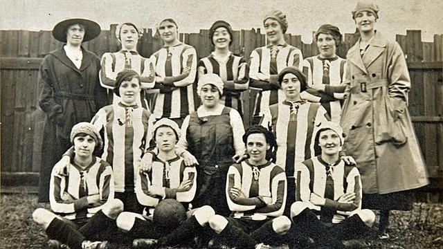'Las Dick Kerr' pasan a llamarse 'Preston Ladies'
