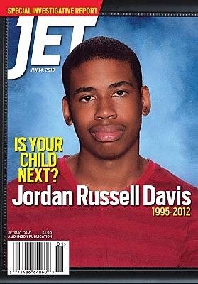 Shooting of Jordan Davis because of loud music