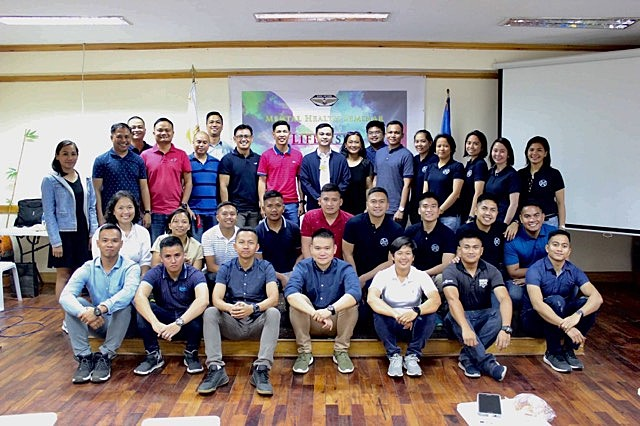 LifeTalk at Clark Air Force City with Naval Air Wing