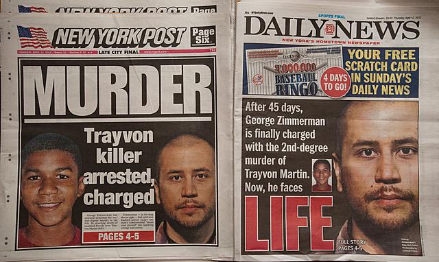 Shooting of Trayvon Martin