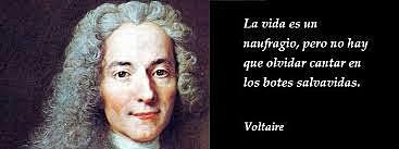 Francisco María Arouet de Voltaire
