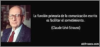 Claude Lévy-Strauss