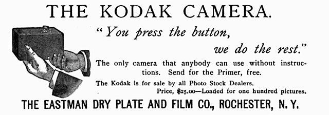The invention of the KODAK