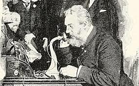 Alexander Graham Bell, La primer Patente