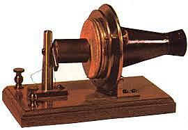 Primer Teléfono Antonio Meucci