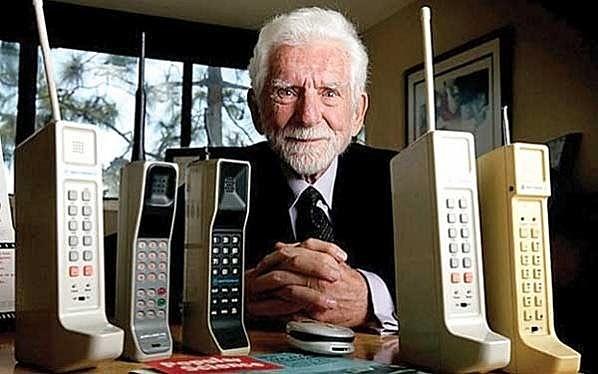 Padre del Teléfono Móvil