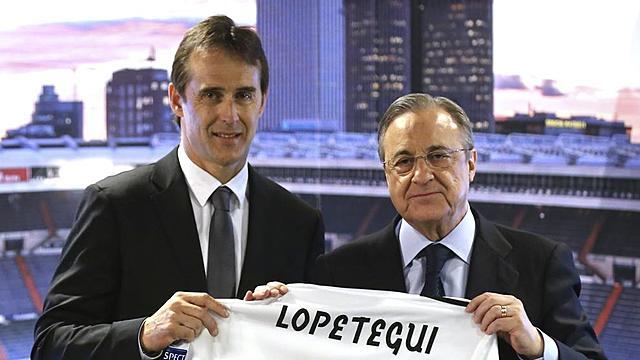 El Real Madrid contrata a Julen Lopetegui