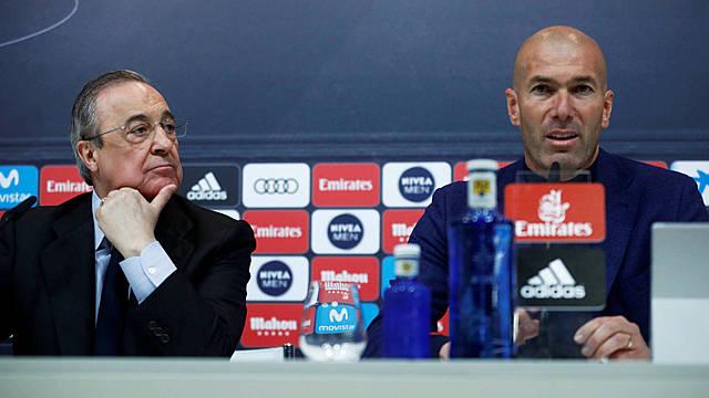 Zinedine Zidane anuncian su abandono