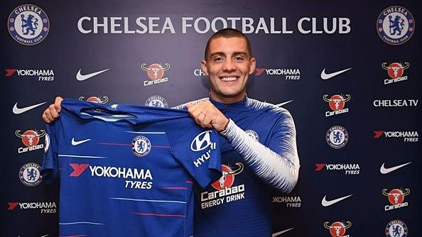 Kovasic se va cedido al Chelsea