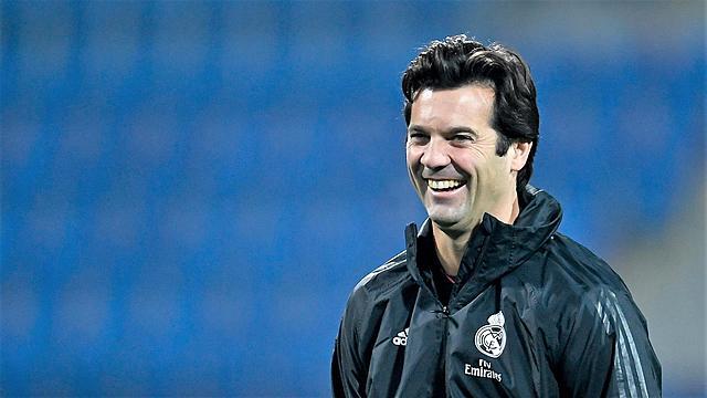 Solari es elegido como nuevo entrenador