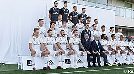 Temporada 2018/2019 Real Madrid timeline