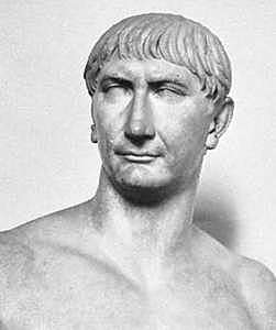 Trajan is born