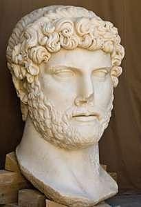 Hadrian takes power