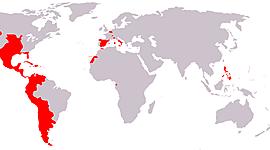Monarquía Hispánica timeline