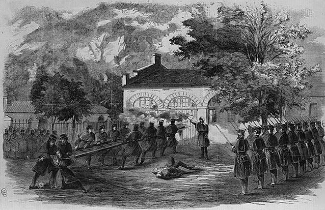 John Brown Raid/ Harpers Ferry