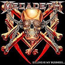 Primer disc de Megadeth