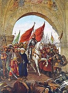 Caiguda Imperi Romà Orient