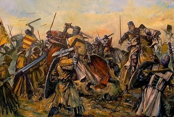Derrota carolingia en Roncervalles