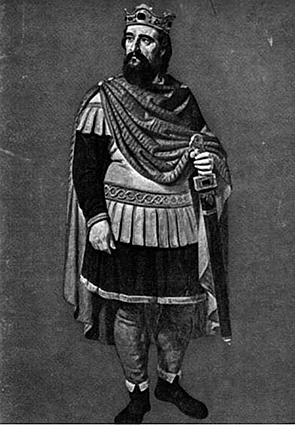 Se forma el Reino de Pamplona con Iñigo Arista.