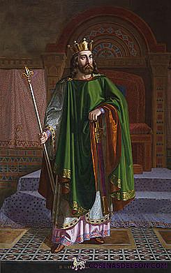 Reino Leonés. García I