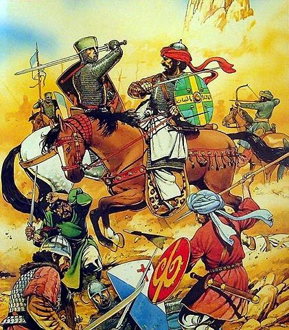 Batalla de Simancas. Ramiro II derrota a Abd al-Rahmán III. Afianciamiento de las tierras a orillas del Duero.