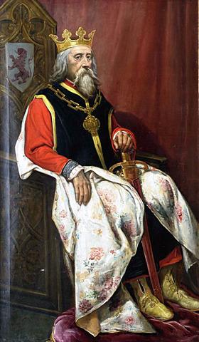 Sancho III rey de Navarra y conde de Aragón.