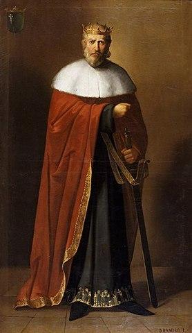 Con Ramiro I Aragón se transforma en reino.