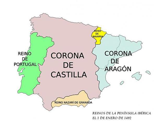 Separa el Reino de Portugal de la Corona de Castilla.