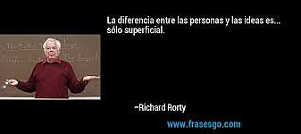 Richard McKay Rorty