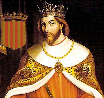 Jaime I conquista Mallorca.