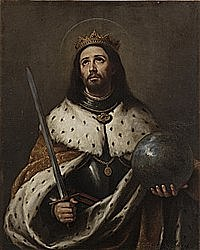Reunificación de Castilla y León por Fernando III.