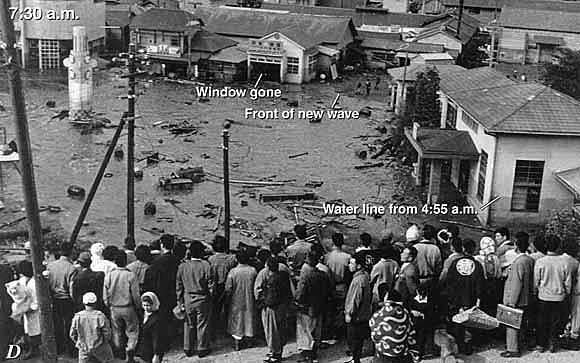 Southern Chile Earthquake and Tsunami of 1960