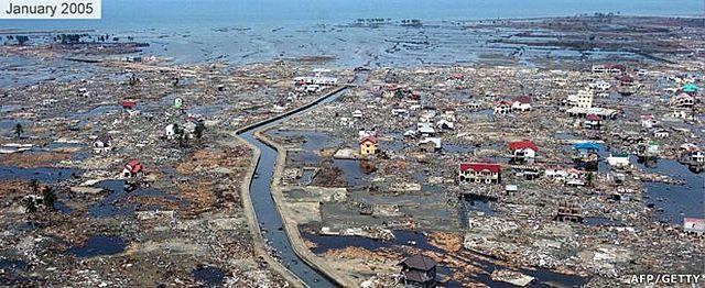 2004 Sumatra Earthquake and Tsunami