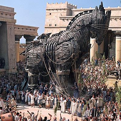 Trojan War by Alexandra Lim timeline