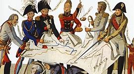 Dalla Rivoluzione francese al Risorgimento timeline