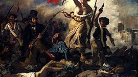 Den franske revolutions tidslinje; timeline