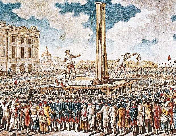 Rivoluzione francese (dal 1789 al 1799)