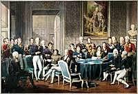Restaurazione (1815-1830) e Congresso di Vienna (1814-15)