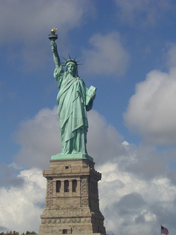 Photo Shoot at the Statue of Liberty