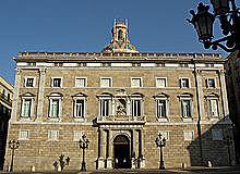 Se establece la Diputación del General de las cortes catalanas