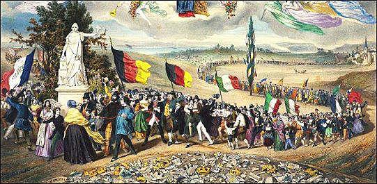 Moti del 1848: la primavera dei popoli