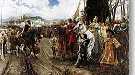 La Monarquía Hispánica (1474-1700) timeline