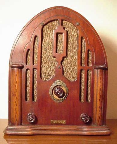 Invenció de la ràdio (primera retransmusió)